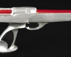 Static pistol from Men in Black 2