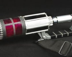 Cyberman gun from Dr Who