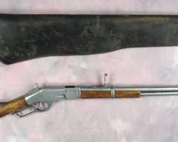 Gunsmoke – prop Winchester rifle and holster