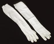 Audrey Hepburn opera gloves from My Fair Lady