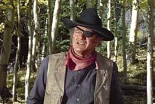 John Wayne western costume from True Grit