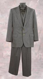 Kevin Costner suit from The Untouchables