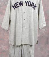 John Goodman New York Yankee uniform from The Babe