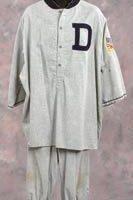 Tommy Lee Jones Detroit Tigers uniform from Cobb
