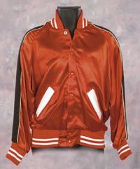 "Michael McKean trademark jacket as ""Lenny"" from Laverne & Shirley"
