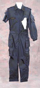 Peter Weller police uniform from RoboCop
