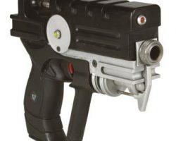 Bruce Willis pistol & holster – 5th Element