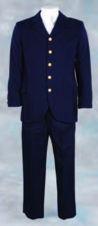 Stewards uniform from Titanic