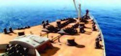 Titanic capstan sgd by SFX supervisor Donald Pennington