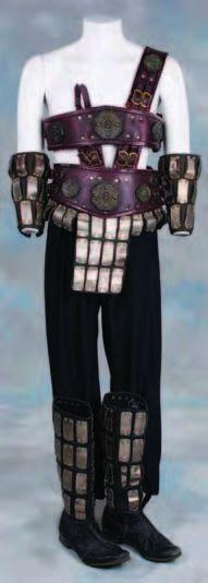 Kon costume from Mortal Kombat: Annihilation