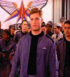 Casper Van Dien military costume from Starship Troopers