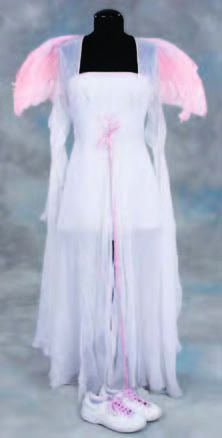 Reese Witherspoon angel costume from Little Nicky