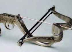 Jennifer Lopez hero crossbow from The Cell