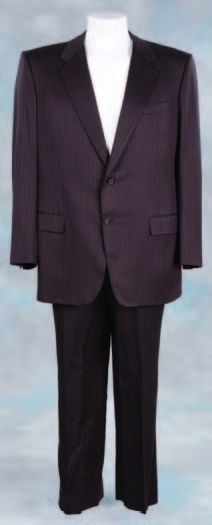 John Travolta suit jacket and pants from Swordfish