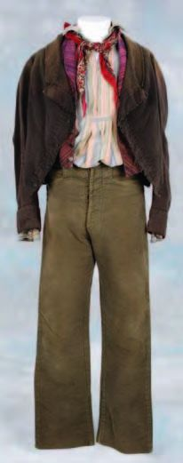 Johnny Sirocco costume from Gangs of New York