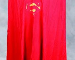 George Reeves cape from The Adventures of Superman
