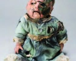 Screen-used stunt Baby Oopsie from Demonic Toys