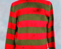 Freddy Krueger sweater – A Nightmare on Elm Street V