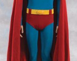 John Haymes Newton Superboy costume