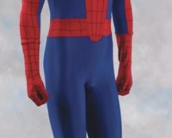 Spider-Man costume – 1977 pilot The Amazing Spider-Man