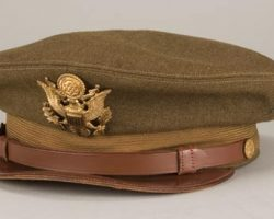 Donald Sutherland hero Army officers hat from MASH