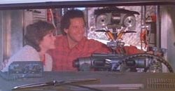 Original full-size Johnny Five robot from Short Circuit