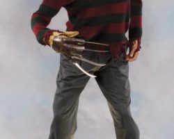 Freddy vs. Jason – Freddy – costume and display