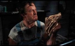 Lost Page of the Dead from Evil Dead II