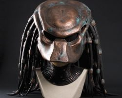 Predator Warrior Bio Helmet from Predator 2