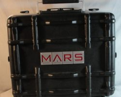 G.I. Joe Screen Used Mars Stunt Case
