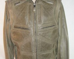 G.I. Joe Hawk Dennis Quaid Screen Worn Jacket