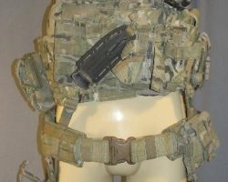 G.I. Joe Duke Channing Tatum Screen Worn Tactical Vest