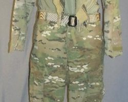 G.I. Joe Duke Channing Tatum Worn Military Wardrobe Items