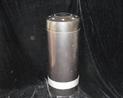 24- Screen Used Prop Cdc Canister And Stickers