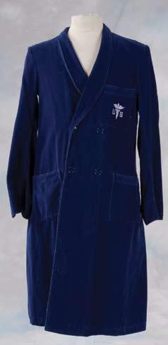 Tom Hanks hospital robe from Forrest Gump