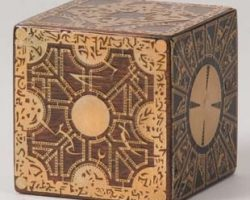 Lament Configuration puzzle box – Hellraiser: Bloodline