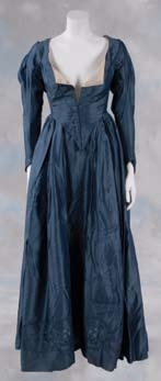 Lisa Marie dress and underskirt from Sleepy Hollow
