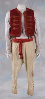 Ewan McGregor circus costume from Big Fish