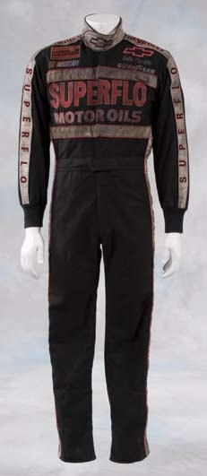 Tom Cruise signature racing jumpsuit – Days of Thunder