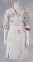 Trio of nurse dress uniforms from Pearl Harbor