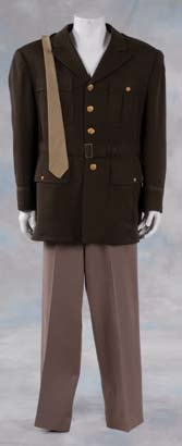 Alec Baldwin military uniform from Pearl Harbor
