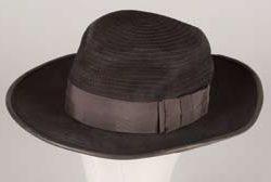 Pair of Hugh Jackman hero hats from Van Helsing