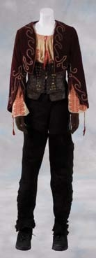 Kate Beckinsale signature costume from Van Helsing