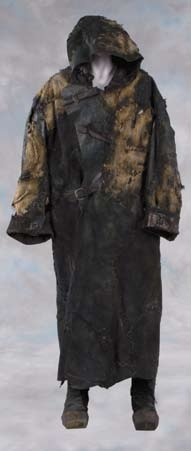 """Frankenstein's Monster"""" signature leather coat and boots from Van Helsing"""