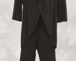 "Dennis Quaid ""Doc Holliday"" costume – Wyatt Earp"