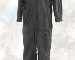 Christian Slater flight suit and boots – Broken Arrow