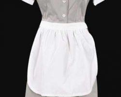 Jennifer Lopez maid uniform from Maid in Manhattan