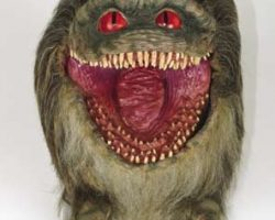 """Pair of """"Critters"""" from the Critters film series"""