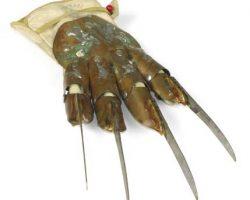 """Original hero """"Freddy"""" glove from Freddys Dead"""