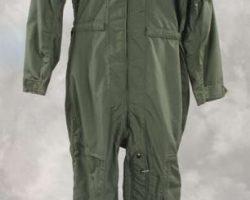 Bruce Willis flight suit from Armageddon